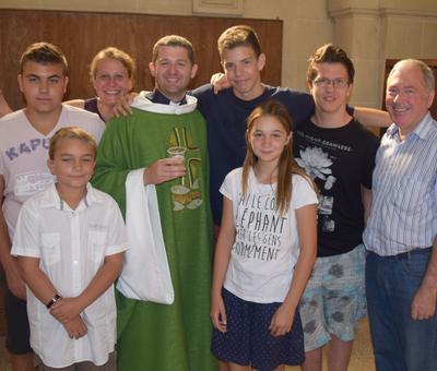 Merci Père Matthieu 14
