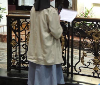 Prière universelle par Sr Andrée-Marie