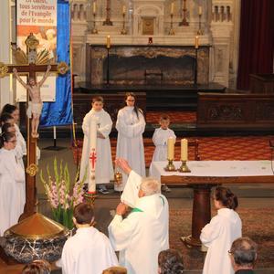 Messe d'au revoir abbé Périau 2