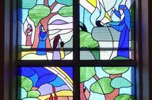 Mairieux-vitrail 04 Abraham