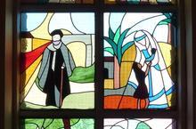 Mairieux-vitrail 05 Saints de tous les temps