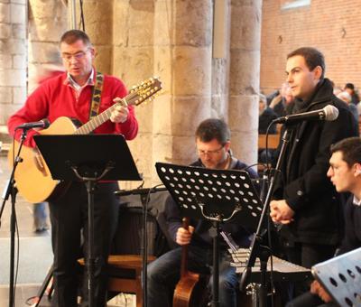 Chanteurs et musiciens...