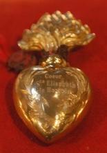 Coeur de Ste Elisabeth