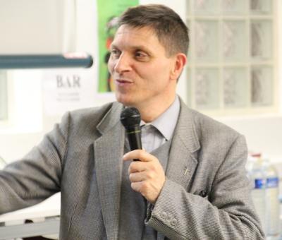 L'abbé Bernard Descarpentries
