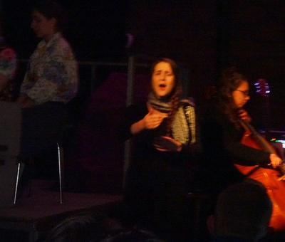 """""""Ave Maria"""" chantée par claire Réjent, membre du conservatoire de Lausanne"""