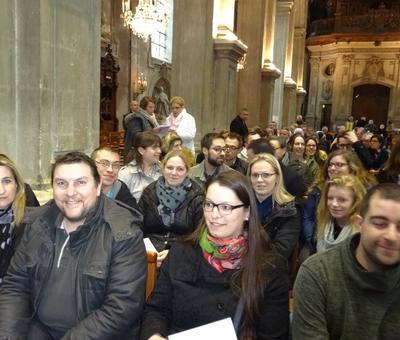 Benediction fiances 19 mars 2017  (4)