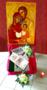 icone bouquet  et bougienw