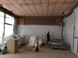 La salle blanche en travaux (2)