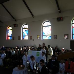 baptêmes d'enfants du catéchisme 5