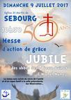 Affiche Jubilé - 9 Juillet 2017