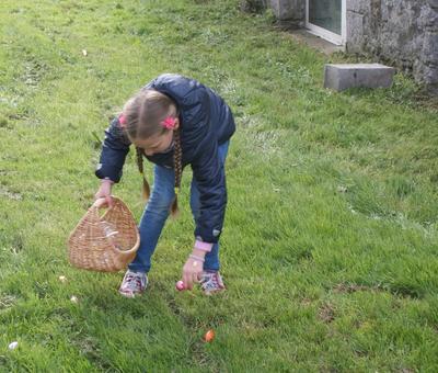 2017-04-23 - Dimanche de Pa#ques et chasse aux oeu