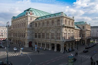 Vienne opera