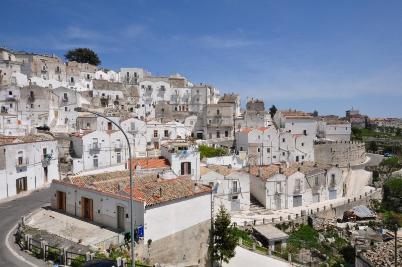 800px-Monte_Sant'Angelo_-_Panoramica