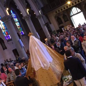 Eglise du Sacré Coeur ce dimanche