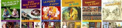 6 modules enfance pcs (livre anim. rose)