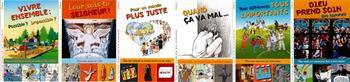 6 modules enfance pcs (livre anim. bleu)