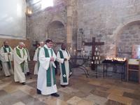 Basilique Marie-Madeleine de Vézelay - procession