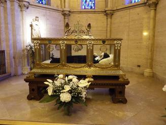 Chapelle de l'Espace Sainte Bernadette à Nevers/ s