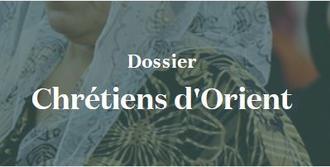 Chretiens d\'orient La Croix