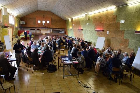 Temps de partage en groupes de paroisse : quelles sont les réussites de cette année ?