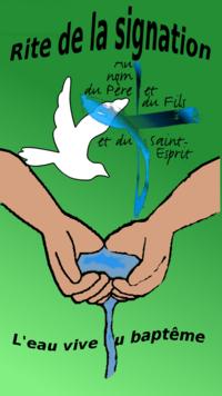 dessin main et eau couleur A4
