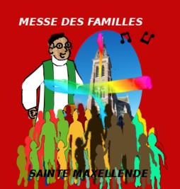 messe famille avec basilique
