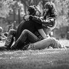 couple, youth, in love