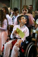 Le baptême de Nicolas 12 mai 2007