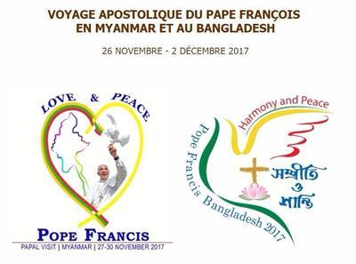 Voyage du pape Francois
