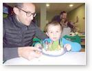7 Papa avec son enfant