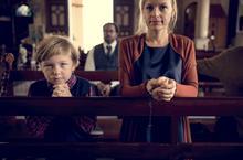 Enfant prière