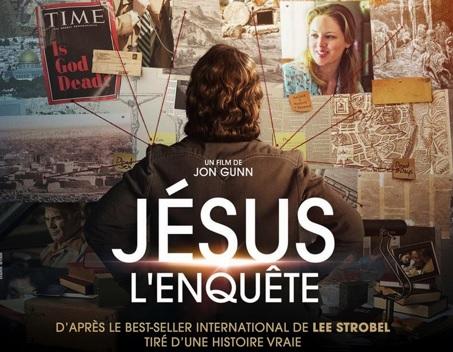 Jesus l\'Enquete