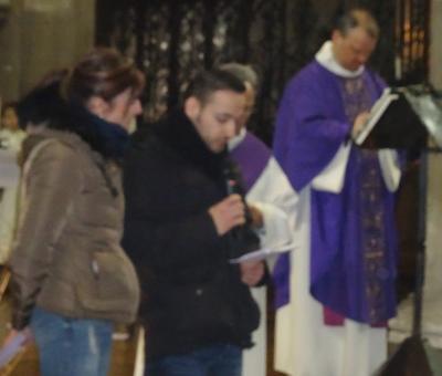 prière des fiancés