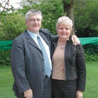 Le diacre Jean-François DEVILLERS et sa femme Anita