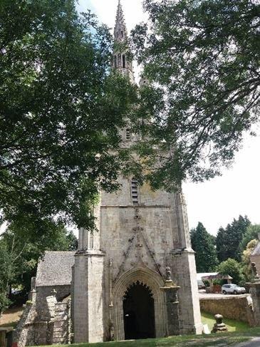Chapelle de Saint Nicodème et ses fontaines 4