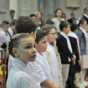 1eres communions Ecole St Joseph 2018 (2)
