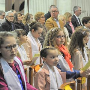 1eres communions Ecole St Joseph 2018 (4)
