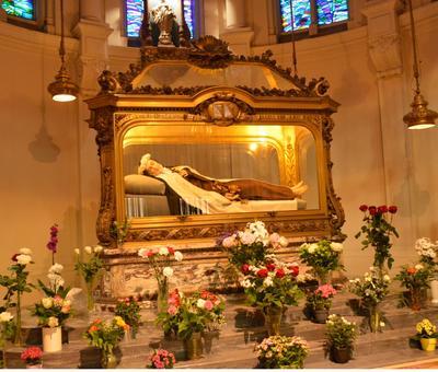 Châsse Ste Thérèse