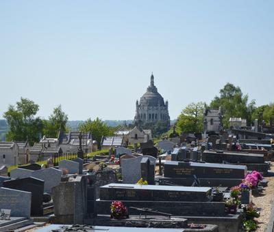 cimetière lisieux