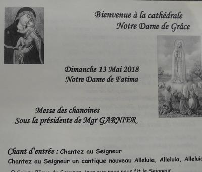 ND Fatima et chapitre CH. 2018  05 13  (1)