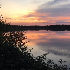coucher de soleil chabaud-latour 27 mai 2018