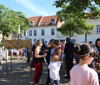 1806_Fête du St-Sacrement_Procession 1