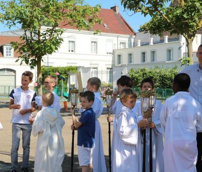 1806_Fête du St-Sacrement_Procession 5