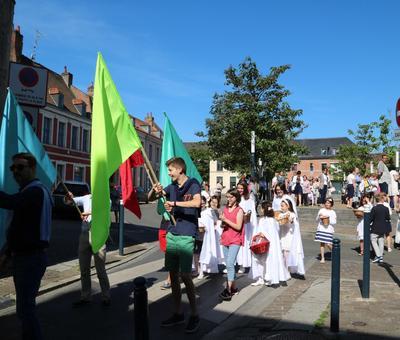 1806_Fête du St-Sacrement_Procession 9