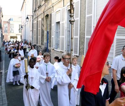 1806_Fête du St-Sacrement_Procession 20