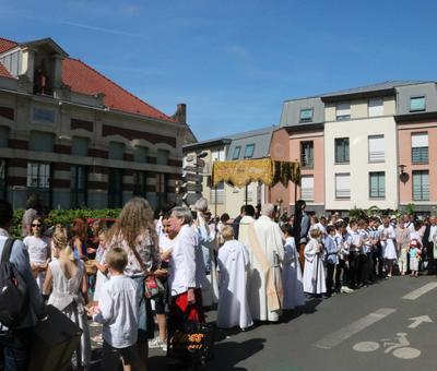 1806_Fête du St-Sacrement_Procession 45