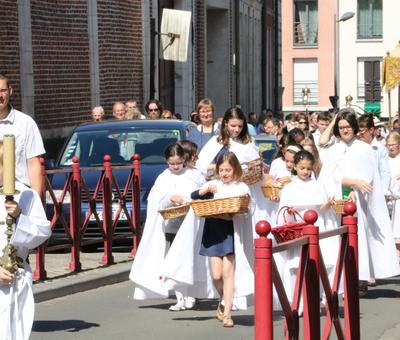 1806_Fête du St-Sacrement_Procession 54