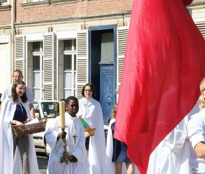 1806_Fête du St-Sacrement_Procession 58