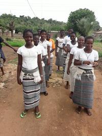 danse accueil Togo