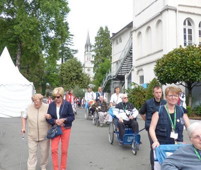 Lourdes2018-photos messe ouverture (1)